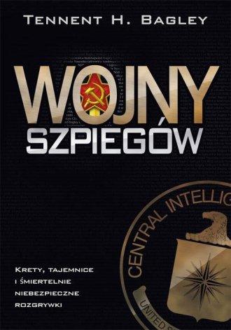 Wojny szpiegów - okładka książki