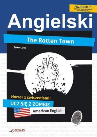 Angielski. Horror z ćwiczeniami. - okładka podręcznika