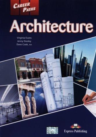 Career Paths. Architekture - okładka podręcznika