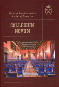Collegium Novum - okładka książki