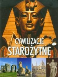 Cywilizacje starożytne - okładka książki
