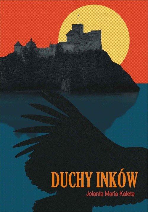 Duchy Inków - okładka książki