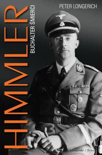 Himmler. Buchalter śmierci - okładka książki