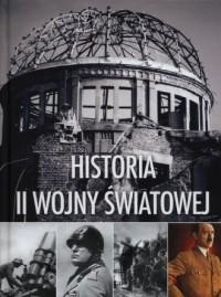 Historia II wojny światowej - okładka książki
