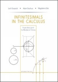Infinitesimals in the Calculus from Ancient to Modern Times - okładka książki