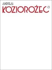 Koziorożec 13 - okładka książki