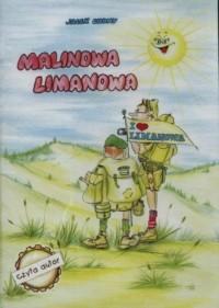 Malinowa Limanowa - pudełko audiobooku