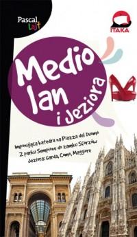 Mediolan i Jeziora. Pascal Lajt - okładka książki