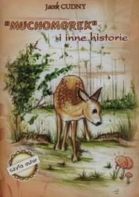 Muchomorek i inne historie - pudełko audiobooku