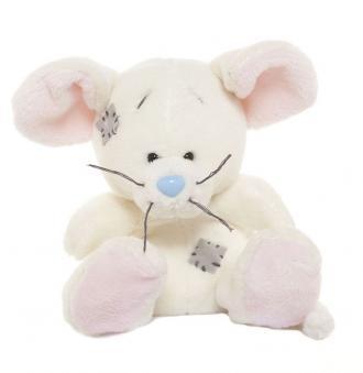 Mysz. Niebieski Nosek - zdjęcie zabawki, gry