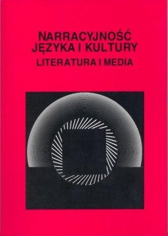 Narracyjność języka i kultury. - okładka książki