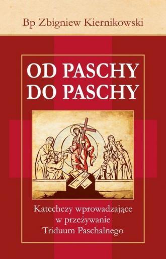 Od Paschy do Paschy - okładka książki