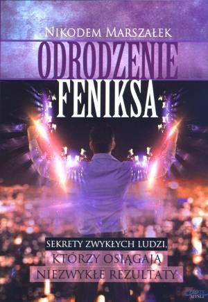 Odrodzenie Feniksa - okładka książki