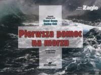 Pierwsza pomoc na morzu - okładka książki