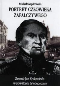 Portret człowieka zapalczywego. - okładka książki
