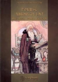 Powieść minionych lat. Najstarsza kronika Kijowska - okładka książki
