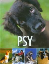 Psy - okładka książki