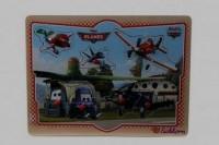 Samoloty (puzzle kształty 7-elem.) - zdjęcie zabawki, gry