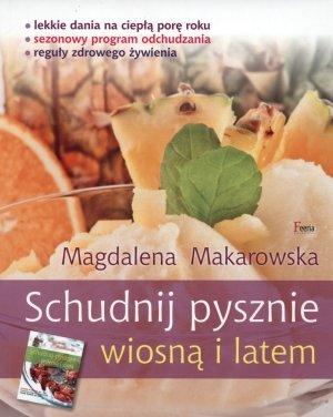 Schudnij pysznie wiosną i latem - okładka książki