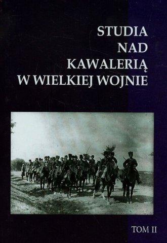Studia nad Kawalerią w Wielkiej - okładka książki