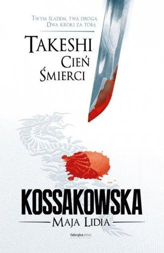 Takeshi. Cień Śmierci - okładka książki