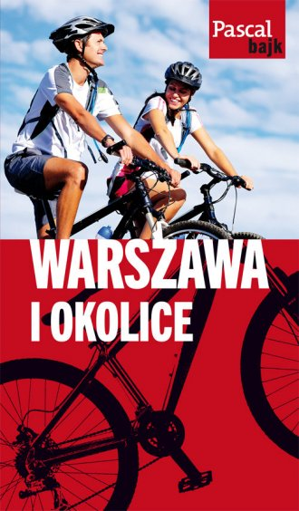 Warszawa i okolice na rowerze. - okładka książki