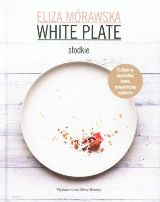 White Plate. Słodkie - okładka książki