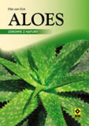 Aloes. Zdrowie z natury - okładka książki