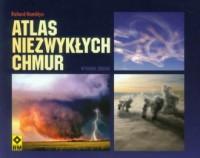 Atlas niezwykłych chmur - okładka książki