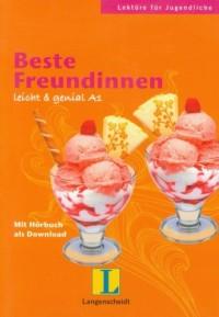 Beste Freundinnen. A1 - Wydawnictwo - okładka książki