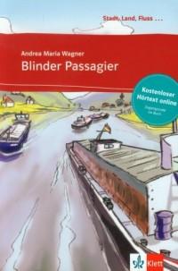 Blinder Passagier Buch + online. - okładka książki