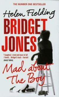 Bridget Jones. Mad about the Boy - okładka książki