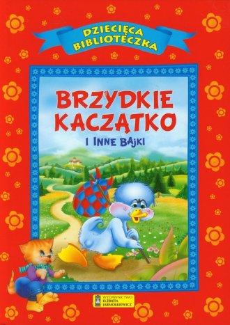 Dziecięca Biblioteczka. Brzydkie - okładka książki