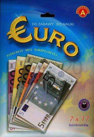 Euro. Pieniądze Unii Europejskiej - zdjęcie zabawki, gry