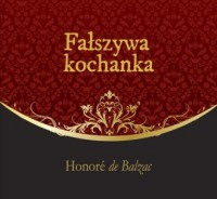 Fałszywa kochanka - pudełko audiobooku