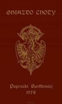 Gniazdo cnoty - okładka książki