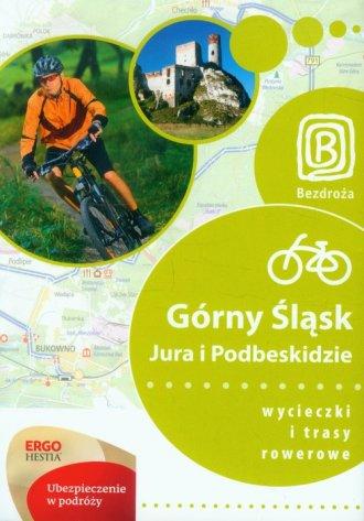 Górny Śląsk, Jura i Podbeskidzie. - okładka książki