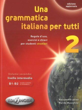 Grammatica italiana per tutti 2 - okładka podręcznika