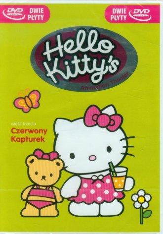 Hello Kitty cz. 3. Czerwony Kapturek - okładka filmu