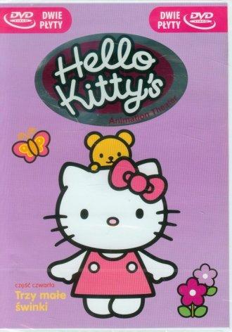 Hello Kitty cz. 4. Trzy małe świnki - okładka filmu