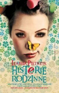 Histerie rodzinne - okładka książki