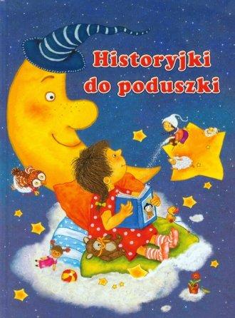Historyjki do poduszki - okładka książki