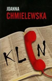 Klin - okładka książki