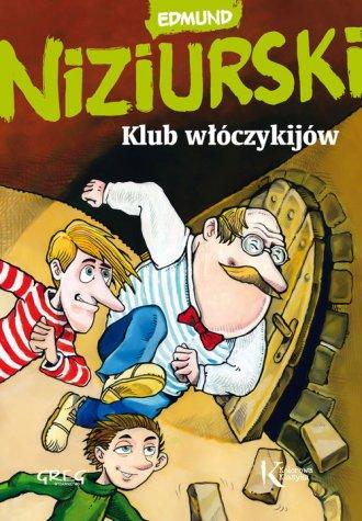 Klub włóczykijów - okładka książki
