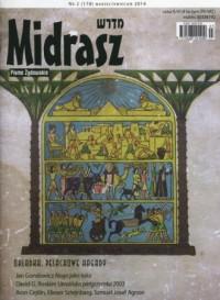 Midrasz 2/2014 - okładka książki