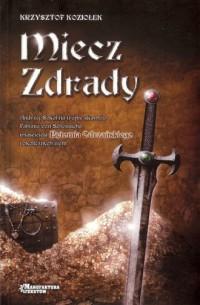Miecz zdrady - okładka książki