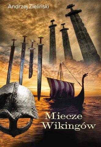 Miecze Wikingów - okładka książki