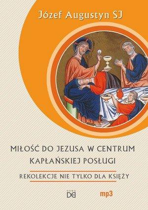 Miłość do Jezusa w centrum kapłańskiej - pudełko audiobooku