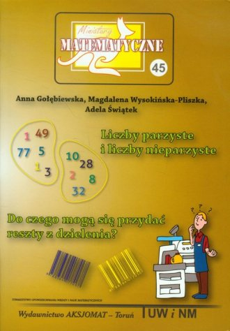 Miniatury matematyczne 45 - okładka książki