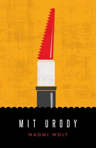 Mit urody - okładka książki